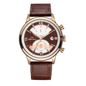 MURRAY LEATHER BROWN