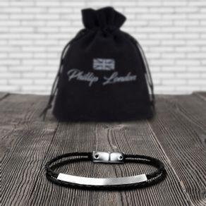 strummer-silver-black-braided-saco